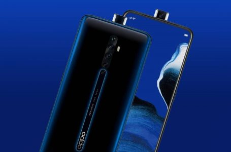 Oppo Reno 2F With Quad Rear Cameras to Go on Sale in India