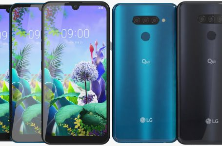 LG Q60 Unveiled In India With Triple Rear Cameras
