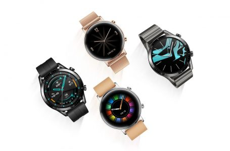 Huawei Watch GT 2 With 14-Day Battery Life launched
