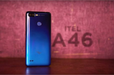 Itel A46 New Variant with 2GB RAM Launched for Rs. 4,999