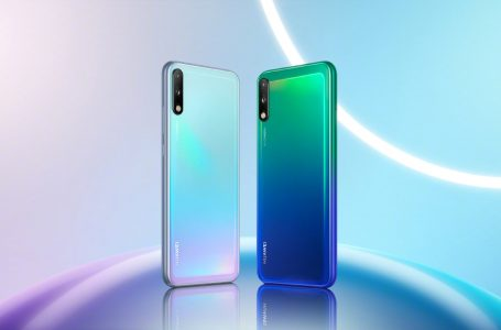Huawei Enjoy 10 With 48-Megapixel Camera Launched