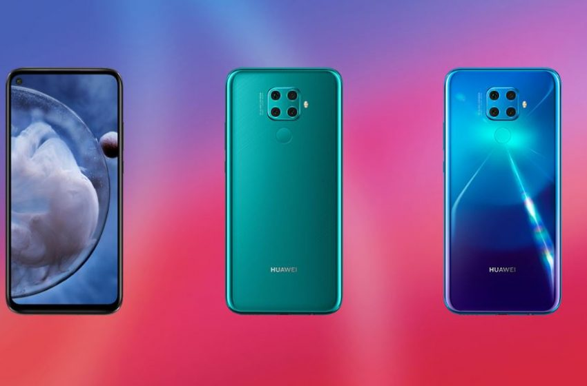 Huawei Nova 5z With Quad Rear Cameras launched