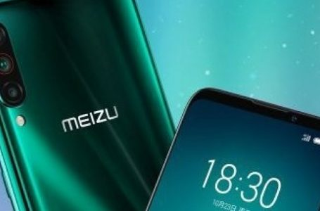 Meizu 16T with Snapdragon 855 launched