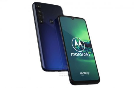 Moto G8 Plus with 6.3-inch FHD+ display Launched