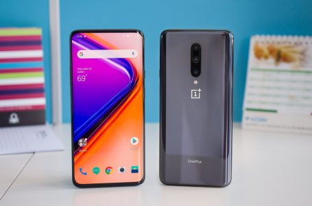 OnePlus 7T Pro With Snapdragon 855+ SoC Launched