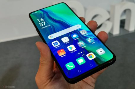 Oppo Reno A With Dual Rear Cameras Launched