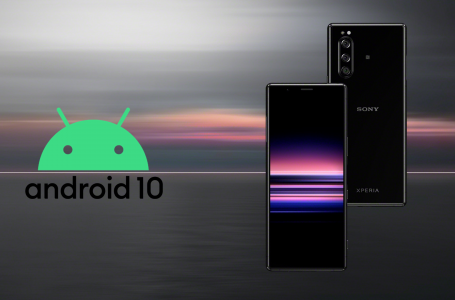 Sony Announces Android 10 Roadmap