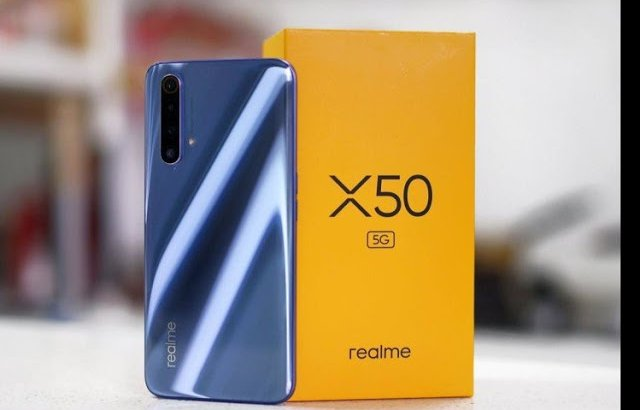 Realme X50 Pro 5G to Feature 65W SuperDart Charge Fast
