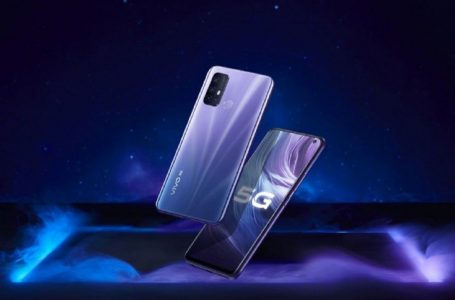 VIVO Z6 5G smartphone is official with SD765G, and 8GB RAM launched