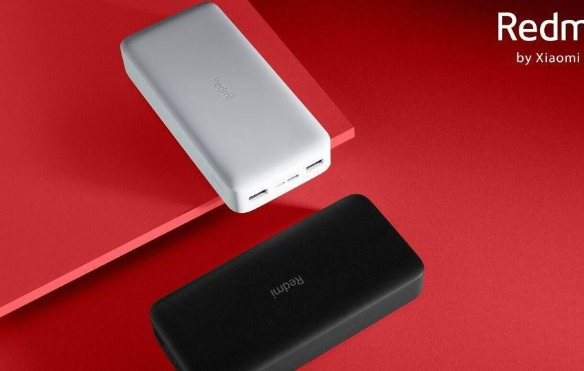 Xiaomi Redmi power banks launched in India