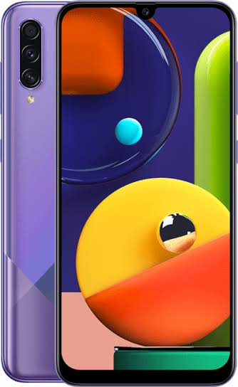 Best non-Chinese smartphone Samsung Galaxy A50s