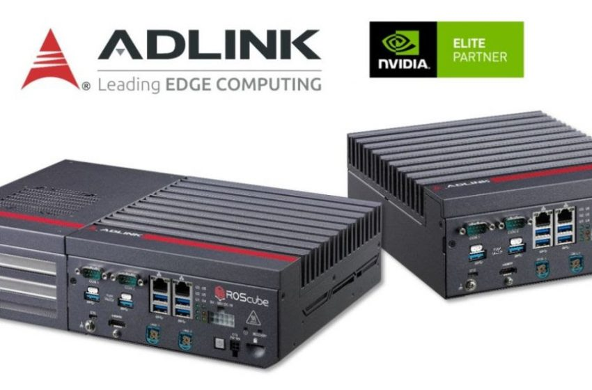 ADLINK Technology Launches ROS 2 Robotics Controller