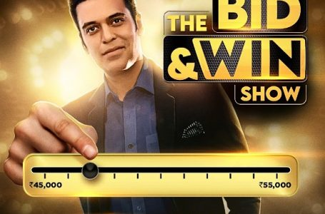 Gadgets up for grabs on Flipkart Video's 'The Bid and Win Show'